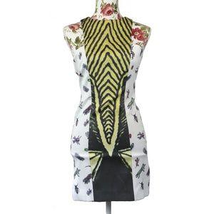 Angelys Balek Julliard Halter Dress Size 2